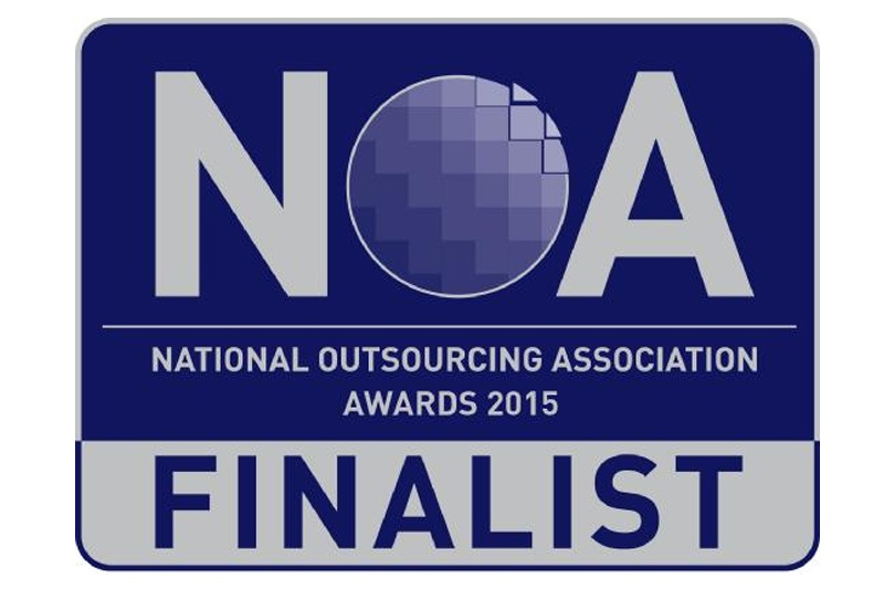 SOITRON UK SHORTLISTED FOR NOA AWARDS 2015